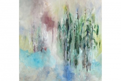 כנרת,2012,שמן על בד,60X80