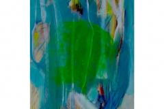 ללא כותרת,2017,אקרליק על בד,70X100